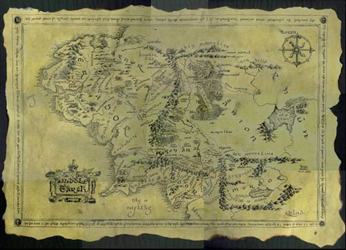 five simple middle earth art ideas