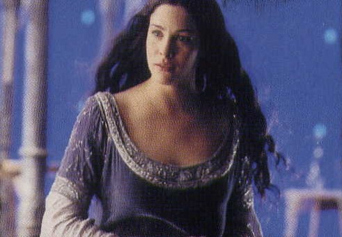 Arwen Blue Costume Arwen Blue Dress