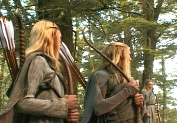 Ladys In The Lord Of The Rings