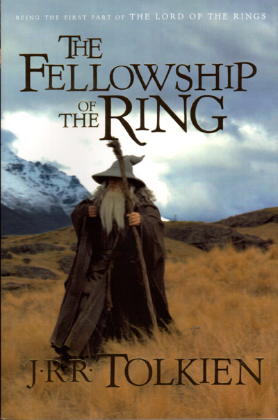 The Fellowship of the Ring Book Cover