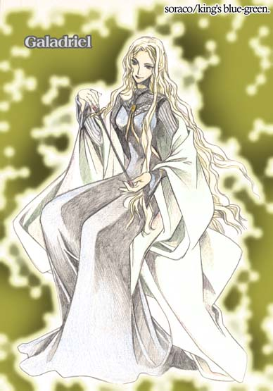 Council of Elrond » LotR News & Information » Galadriel