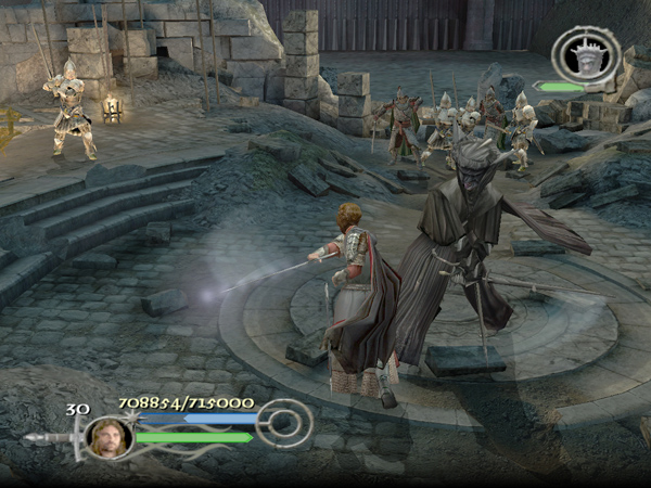 How To Save On Lord Of The Rings Pc Game