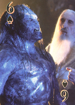 Last Night Was Multimedia Night For Us >> Council of Elrond » LotR News & Information » Saruman and Lurtz 6