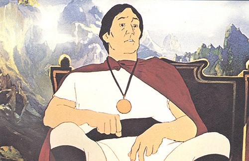 Lord Of The Rings Cartoon Council Of Elrond